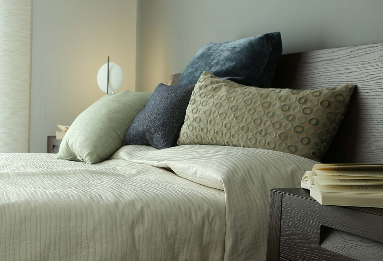 brillant interiors Interior Designer Berlin Mitte Tailored cushions from Zimmer + Rohde and Luiz